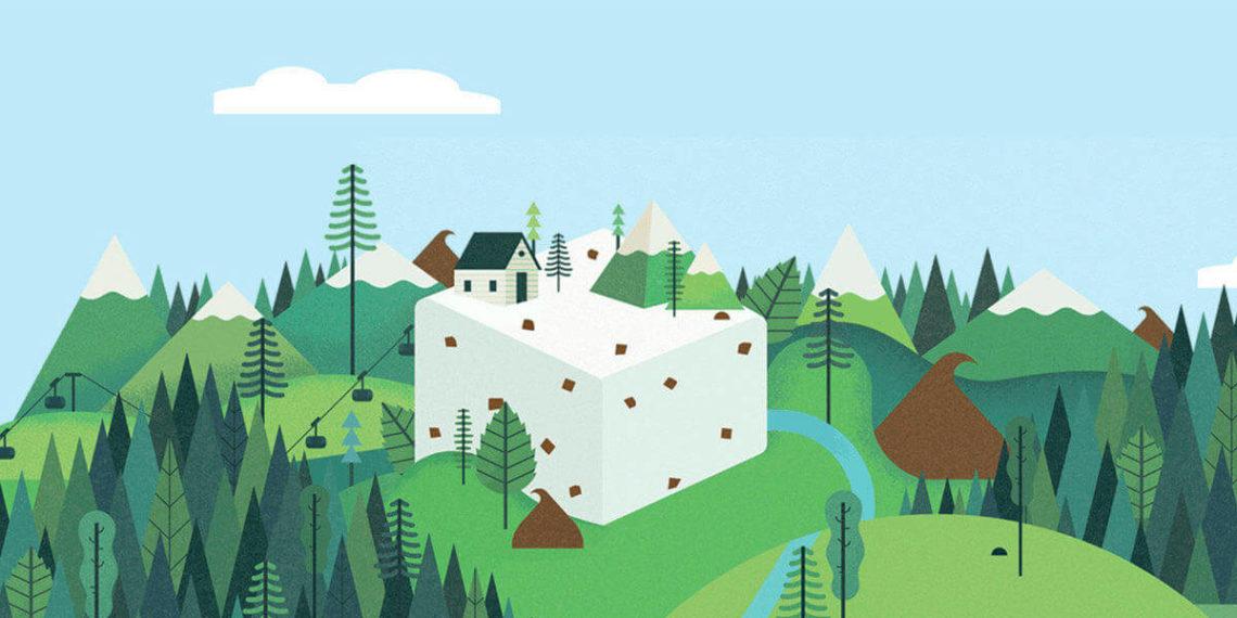 30 примеров использования иллюстраций в web-дизайне