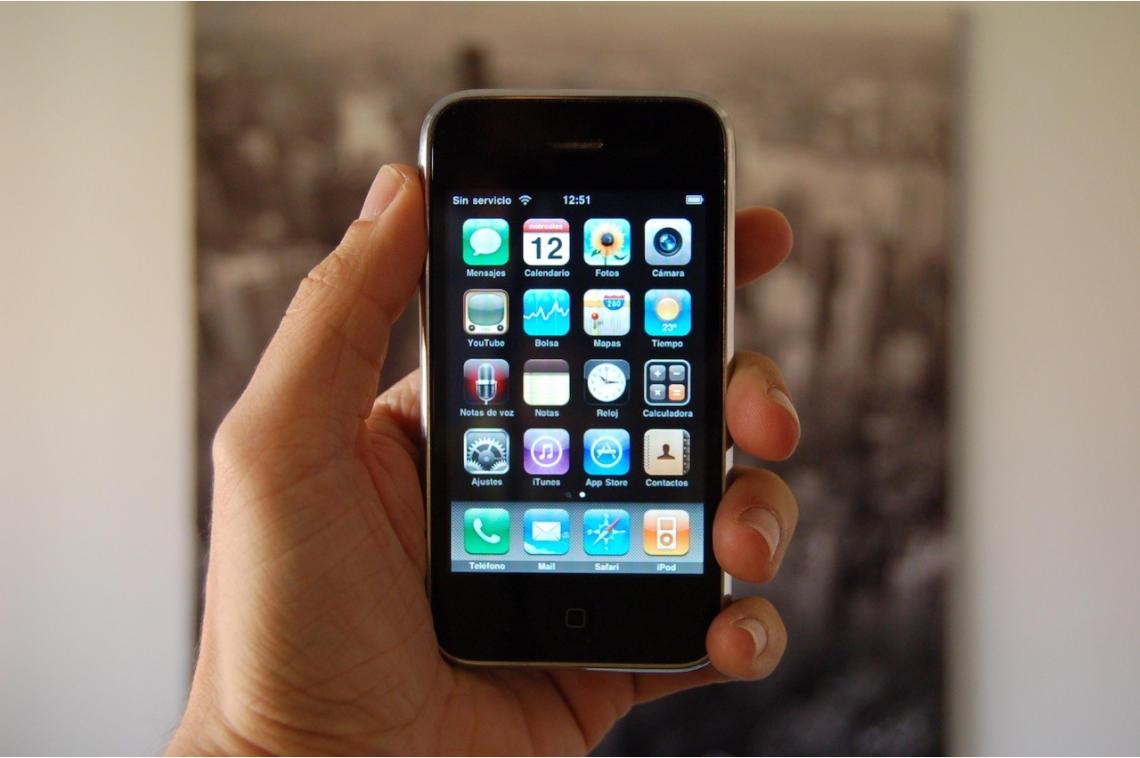 Iphone - скевоморфизм